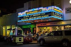 Ghirardelli Shopping in San Diego