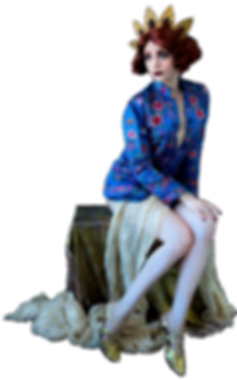 Rococoland Studios vintage glamour photography in Los Angeles. Beyond pinup and boudoir!