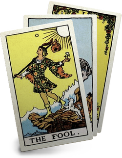 the fool is number zero my friend.