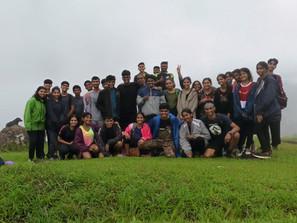 Youth Trek to Garbett Plateau