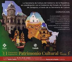 1er Encuentro Regional de Patrimonio