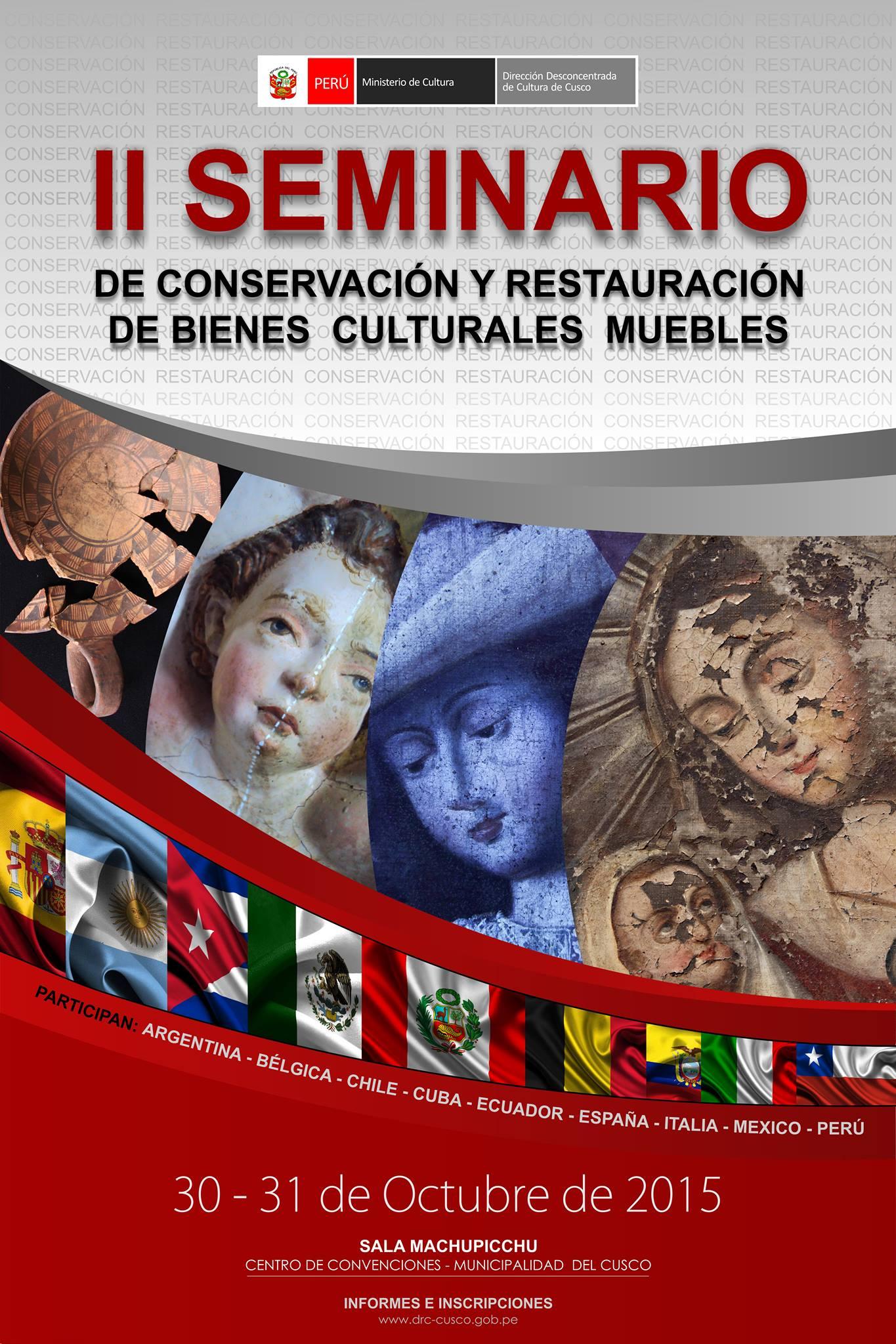 II Seminario en Cusco, Perú
