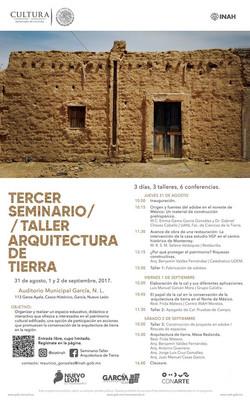 Seminario Arquitectura de Tierra