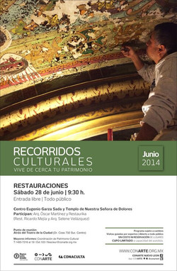 Recorrido cultural: Restauraciones
