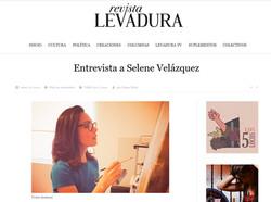 Entrevista en Levadura