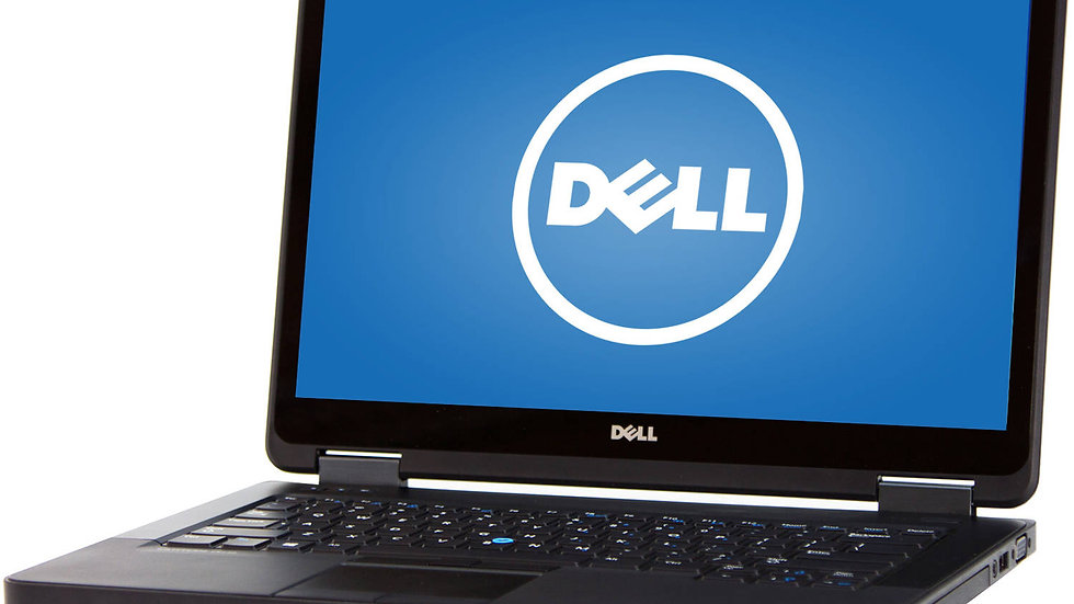 Touchscreen Laptop Intel i7-4600U Dell