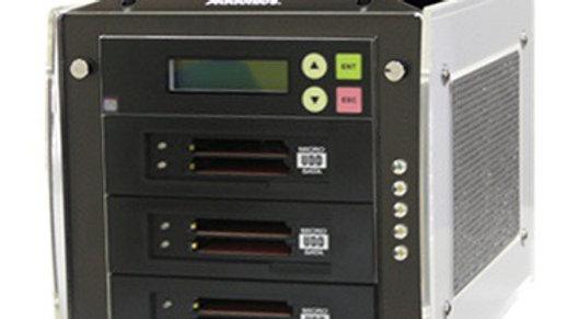1:5 mSATA / micro SATA SSD Duplicator (MSDU5)