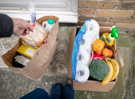 How To Get Groceries When Delivery Services Are Slammed