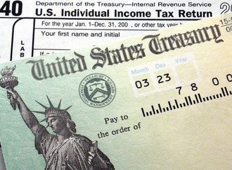 IRS Launches Website To Get Stimulus Relief Check If You Don't Have To File Taxes
