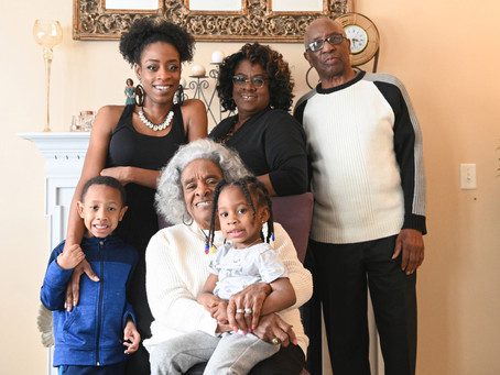 'Staying Away From Grandma' Isn't An Option In Multigenerational Homes
