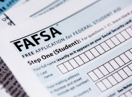 Completing The FAFSA: Everything You Should Know