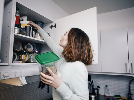 Staying Home Due To The Coronavirus? Here's What To Stock In Your Fridge And Pantry