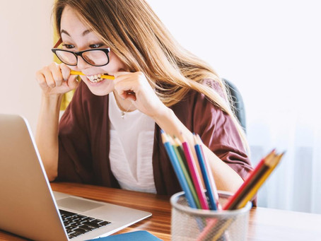 Learning How To Navigate Online Learning: The New Normal For College Students (Amid Coronavirus)