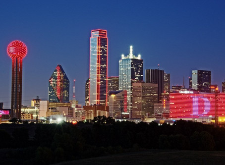 Dallas Region's Strong Economic Foundation Poised For Corporate, Industrial Attraction