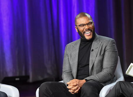 Tyler Perry Continues 'Random Acts Of Kindness,' Pays Shoppers' Grocery Bills At 73 Atlanta Stores