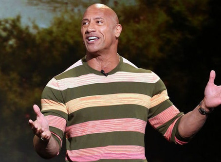 Dwayne Johnson Stresses Importance Of Maintaining Mental Health Amid Pandemic
