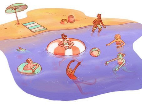 From Camping To Dining Out: Here's How Experts Rate The Risks Of 14 Summer Activities