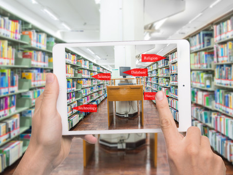 The 5 Best Books on Virtual Reality and Augmented Reality