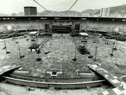 Minhas aventuras no Rock in Rio (1991)