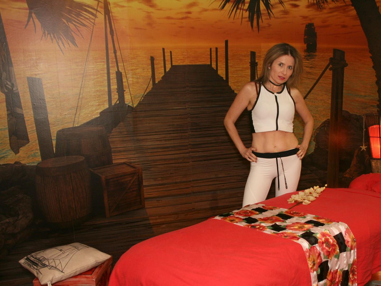 Deep Tissue or Russian Massage