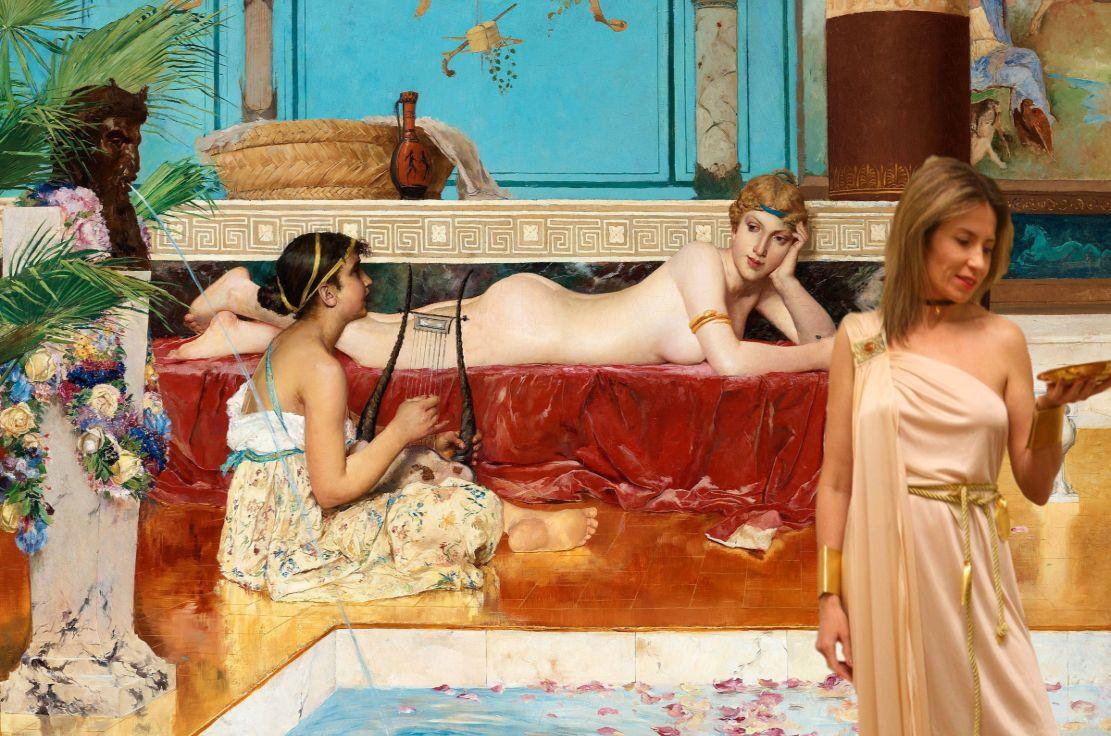 Experience An Ancient Roman Massage!