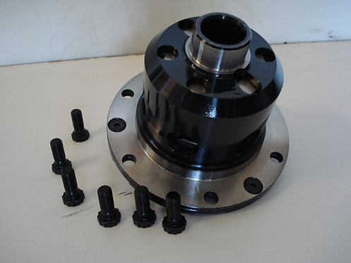 QUAIFE TRAN-X LSD WITH OUTPUT SHAFTS AND C/WHEEL