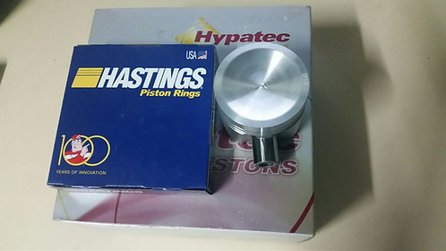 PISTON + RING SET 1275 + 115 HYPATEC (1380)