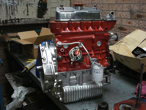 ENGINE/GEARBOX ASSEMBLY