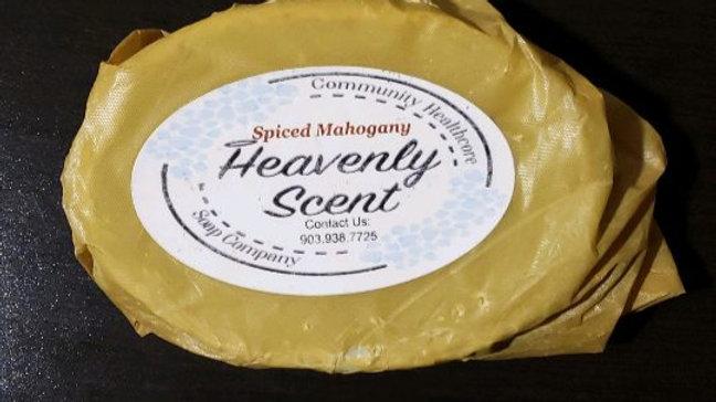 Spiced Mahogany Goat's Milk Soap Bar