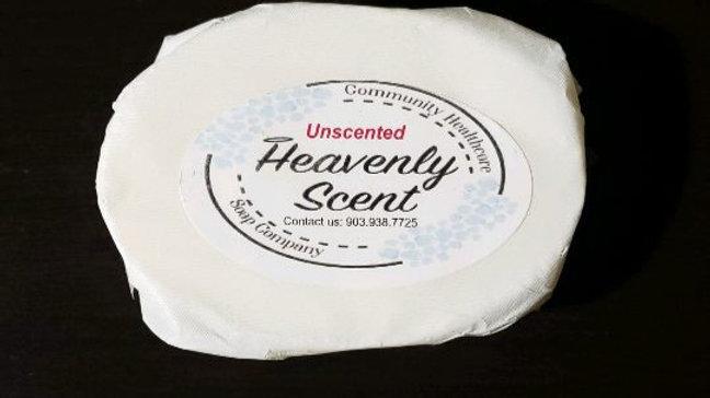 Unscented Goat's Milk Soap Bar