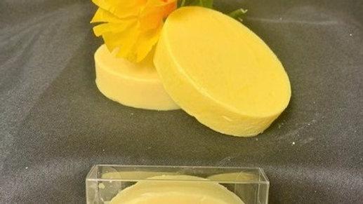 Lemon Goat's Milk Soap Bar