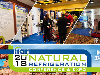 iiar Natural Refrigeration Colorado 2018