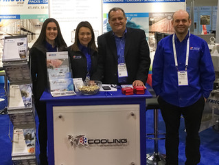 Cooling International & FriconUSA at IPPE 2019