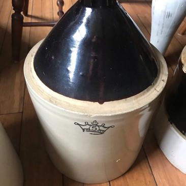 Antique 5 Gallon Jug $45