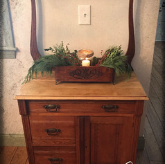 Antique Farmhouse Commode (SOLD)