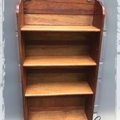 Country Oak Bookshelf (SOLD)