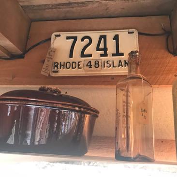 1940 RI Lisence Plate $40