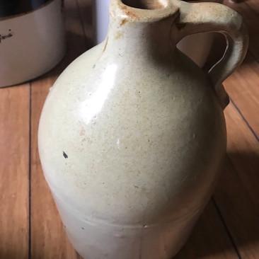 Antique 1 Gallon Jug $12