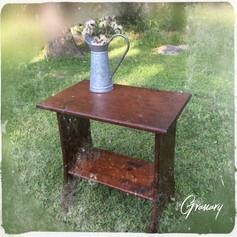 Primitive Pine Table (SOLD)