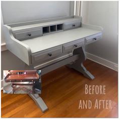 Vintage Handmade Desk