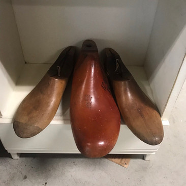 Assorted Antique Shoe Forms