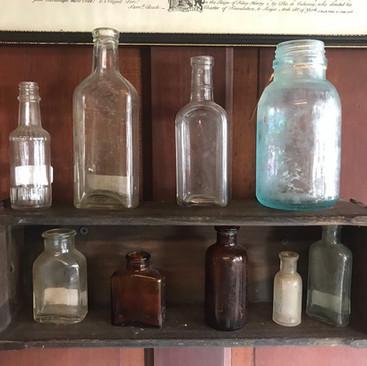 Assorted Antique Bottles $4 - $12