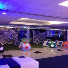 Lounge Futebol