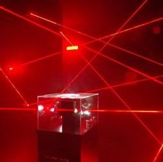 Escape Laser