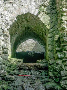 Leeds Castle historic bulding recording