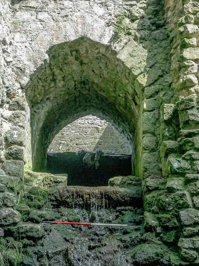 Leeds Castle historic buulding recording