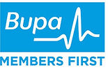 Bupa Logo |Wellbeing Physiotherapy | Physio West Leederville