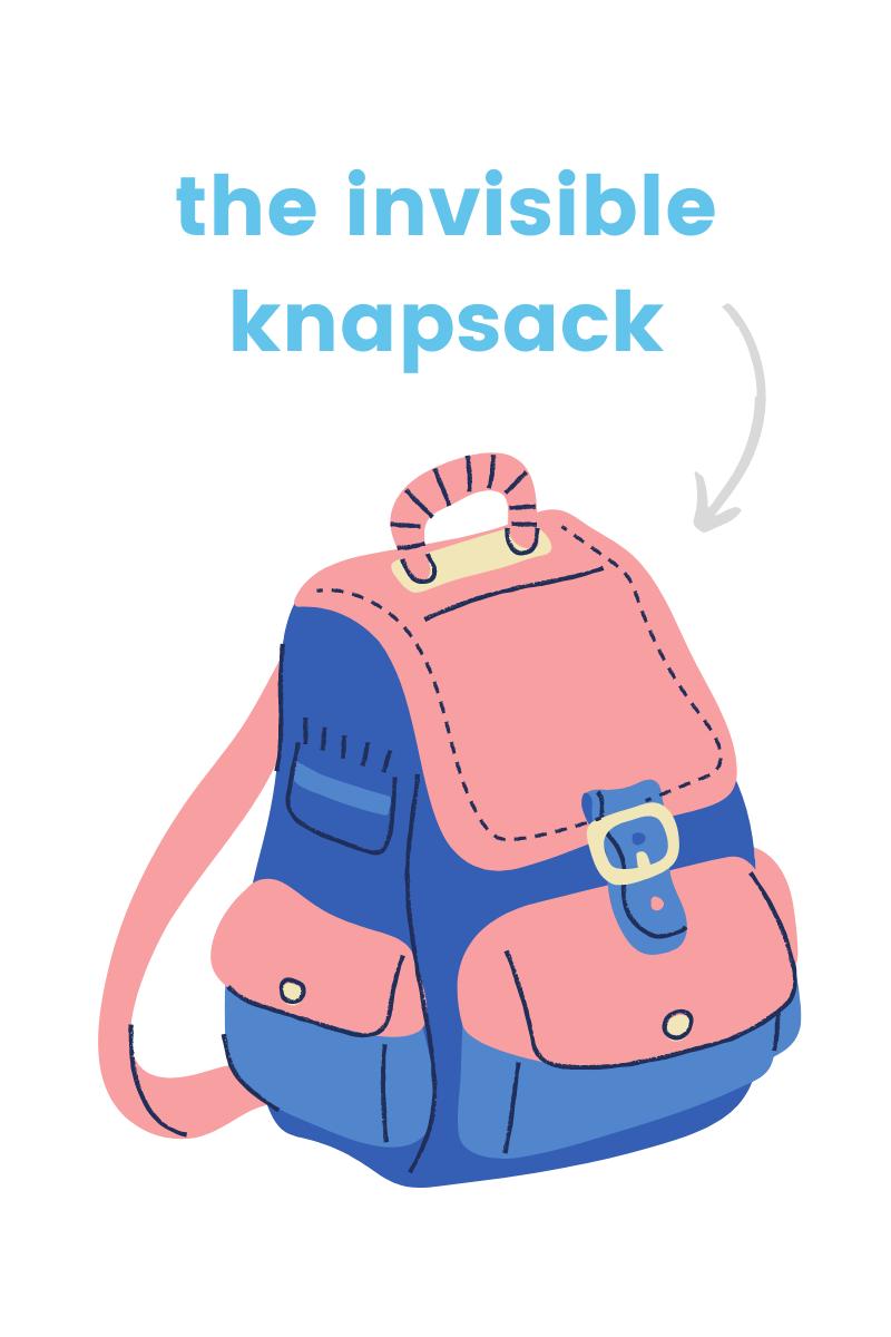 the invisible knapsack white privilege