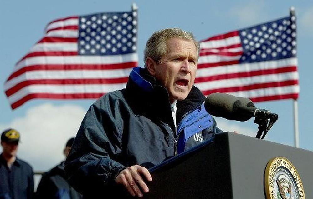 President Bush and misinformation surrounding the Iraq War