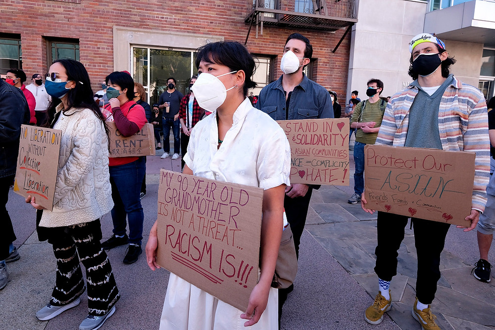 Rise in sinophobia and anti-asian hate during the pandemic